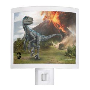 Jurassic World | Blue Night Light