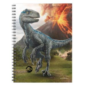 Jurassic World | Blue Notebook