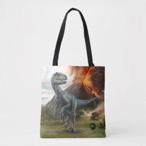 Jurassic World | Blue Tote Bag