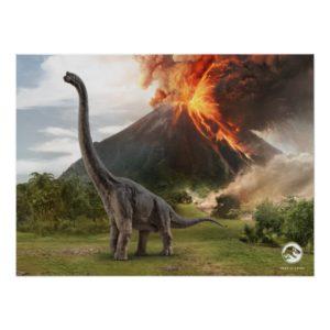 Jurassic World | Brachiosaurus Poster
