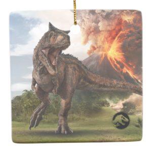 Jurassic World | Carnotaurus Ceramic Ornament