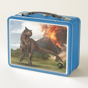 Jurassic World | Carnotaurus Metal Lunch Box