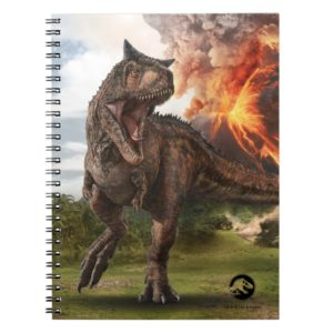 Jurassic World | Carnotaurus Notebook