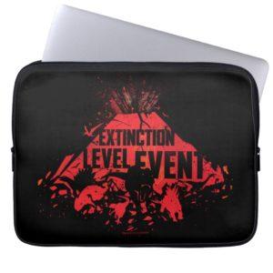 Jurassic World | Extinction Level Event Computer Sleeve
