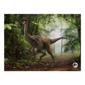 Jurassic World | Gallimimus Poster