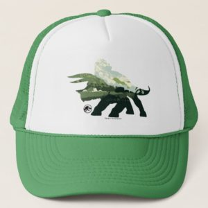 Jurassic World | Green Triceratops Trucker Hat