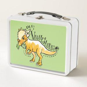 Jurassic World | I'm a Veggiesaurus Metal Lunch Box