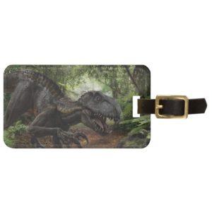 Jurassic World | Indoraptor Bag Tag