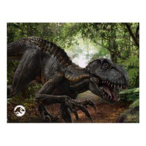 Jurassic World | Indoraptor Postcard