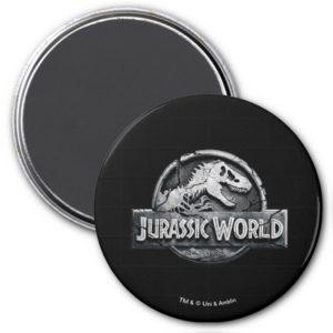 Jurassic World Logo Magnet