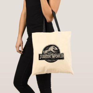 Jurassic World Logo Tote Bag