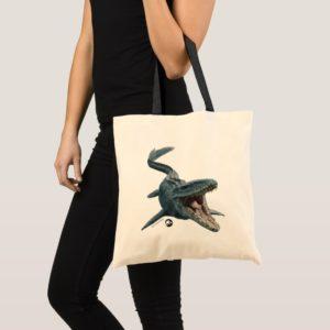 Jurassic World   Mosasaurus Tote Bag