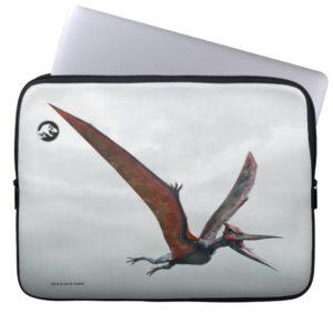 Jurassic World   Pteranodon Computer Sleeve