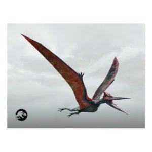 Jurassic World | Pteranodon Postcard