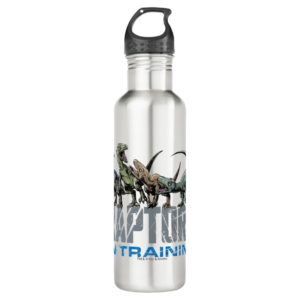 Jurassic World | Raptors in Training Stainless Steel Water Bottle