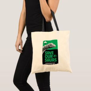 Jurassic World | Save Our Saurs Tote Bag