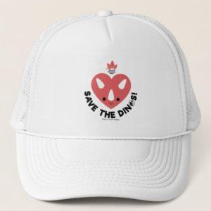 Jurassic World   Save the Dinos - Pink Heart Trucker Hat
