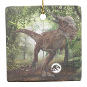 Jurassic World | Stiggy Ceramic Ornament