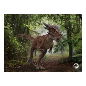 Jurassic World | Stiggy Poster