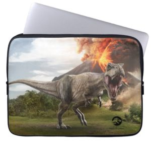 Jurassic World   T. Rex Computer Sleeve