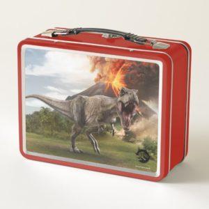 Jurassic World | T. Rex Metal Lunch Box