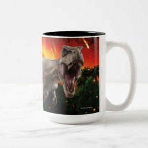 Jurassic World | T. Rex Two-Tone Coffee Mug