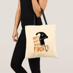 Jurassic World | They Were Here First Tote Bag