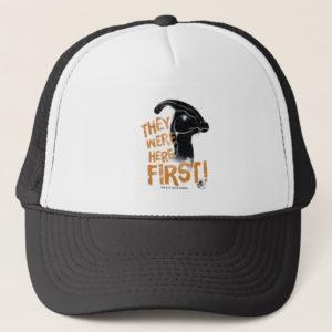 Jurassic World | They Were Here First Trucker Hat