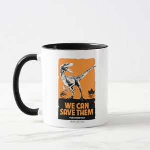 Jurassic World | We Can Save Them Mug