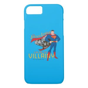 Justice League Action | An End To Villainy Case-Mate iPhone Case