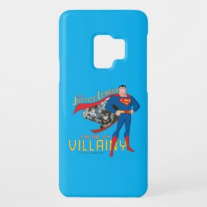 Justice League Action | An End To Villainy Case-Mate Samsung Galaxy S9 Case
