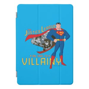Justice League Action | An End To Villainy iPad Pro Cover