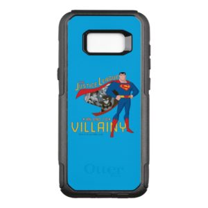 Justice League Action | An End To Villainy OtterBox Commuter Samsung Galaxy S8+ Case