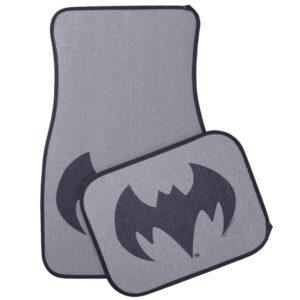 Justice League Action | Batman Bat Logo Car Floor Mat