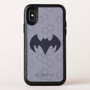Justice League Action | Batman Bat Logo OtterBox iPhone Case