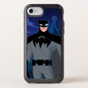 Justice League Action | Batman Character Art Speck iPhone Case