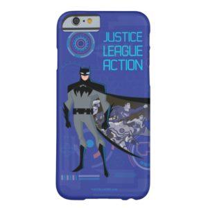 Justice League Action | Batman High Tech Graphic Case-Mate iPhone Case