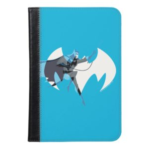 Justice League Action | Batman Over Bat Emblem iPad Mini Case