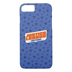 Justice League Action   Color Logo Case-Mate iPhone Case