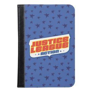 Justice League Action | Color Logo iPad Mini Case