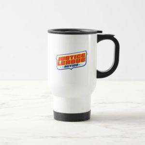 Justice League Action | Color Logo Travel Mug