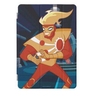 Justice League Action | Firestorm Character Art iPad Pro Cover