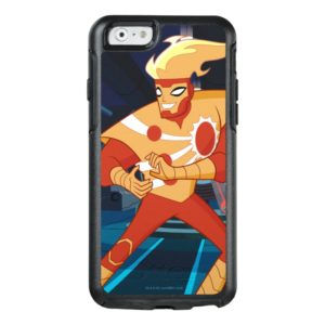 Justice League Action   Firestorm Character Art OtterBox iPhone Case