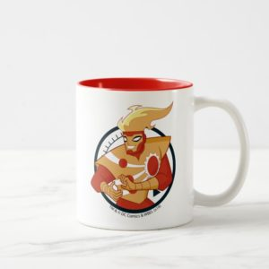 Justice League Action | Firestorm Character Art Two-Tone Coffee Mug