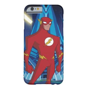 Justice League Action | Flash Character Art Case-Mate iPhone Case