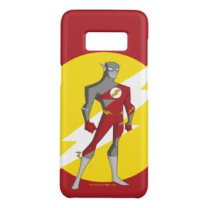 Justice League Action | Flash Over Lightning Bolt Case-Mate Samsung Galaxy S8 Case