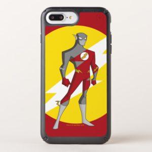 Justice League Action | Flash Over Lightning Bolt Speck iPhone Case