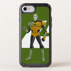 Justice League Action | Lex Luthor & Lexcorp Logo Speck iPhone Case