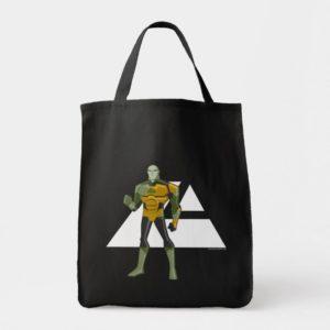 Justice League Action | Lex Luthor & Lexcorp Logo Tote Bag
