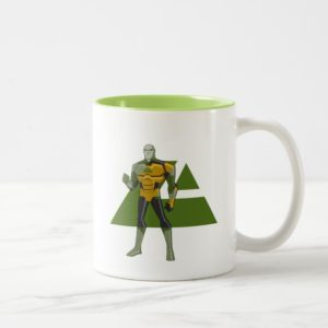 Justice League Action | Lex Luthor & Lexcorp Logo Two-Tone Coffee Mug